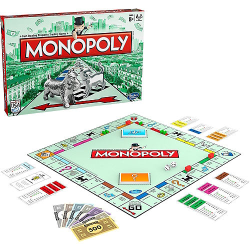 Monopoly Board Game Image #1