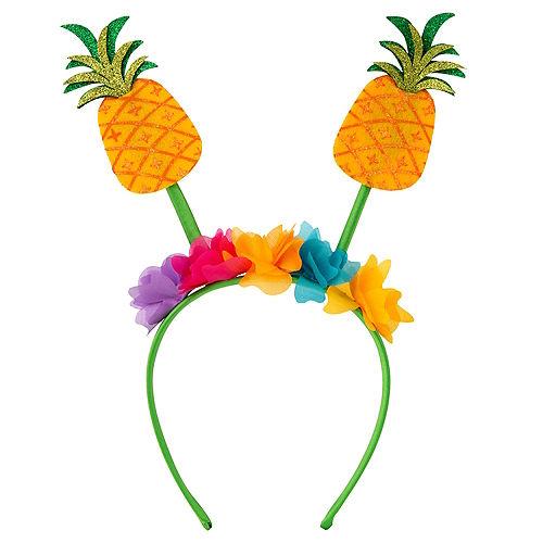 Glitter Pineapple Head Bopper Image #1