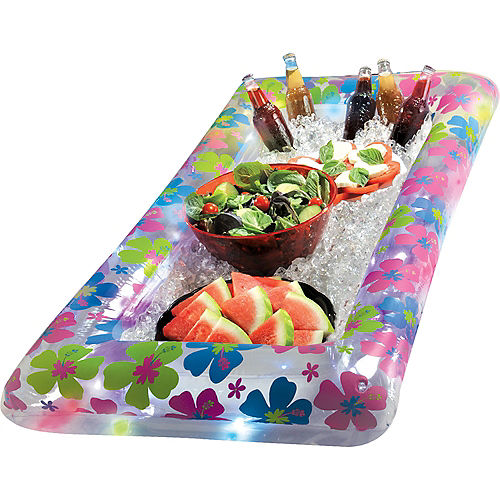 Inflatable Hibiscus Buffet Cooler Image #2