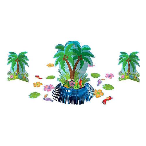 Palm Tree Table Decorating Kit 23pc Image #1