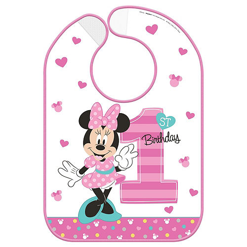 1st Birthday Minnie Mouse Smash Cake Kit Image #2