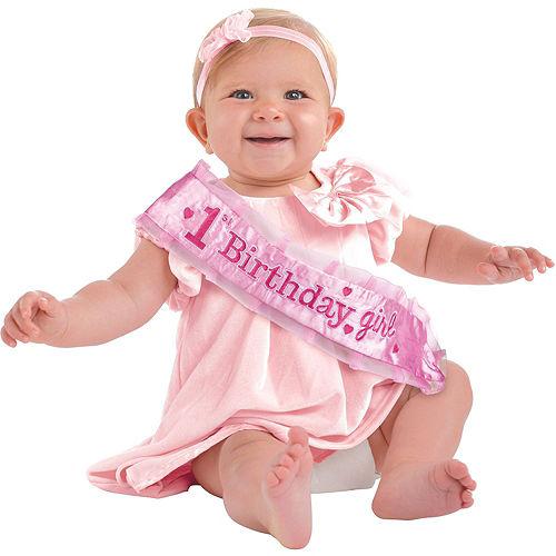 General Girl 1st Birthday Smash Cake Kit Image #3