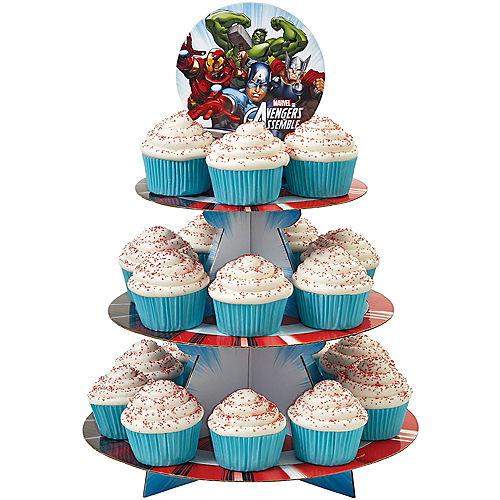 Wilton Avengers Cupcake Stand Image #1