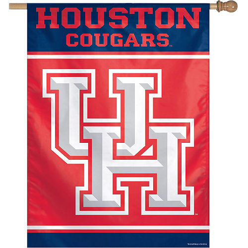 Houston Cougars Banner Flag Image #1