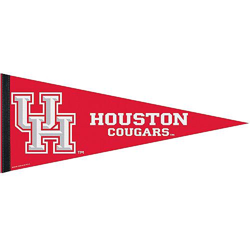 Houston Cougars Pennant Flag Image #1