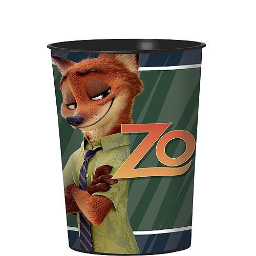 Zootopia Favor Cup Image #1