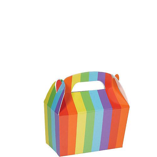 Rainbow Gable Boxes 24ct Image #2