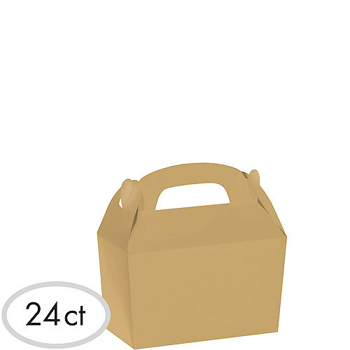 Gold Gable Boxes 24ct Image #1