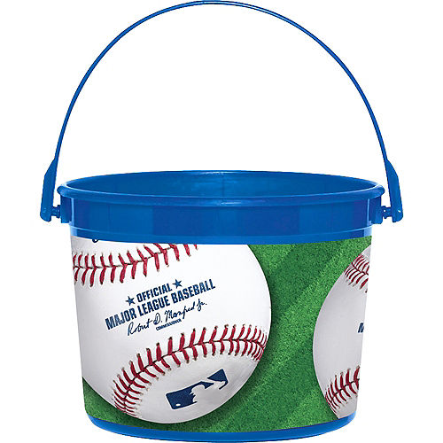 MLB Baseball Favor Container Image #1