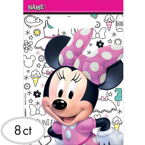 Minnie Mouse Basic Favor Kit for 8 Guests Image #3