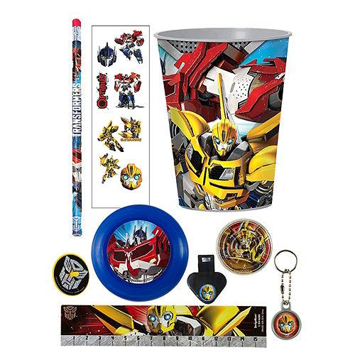 Transformers Super Favor Kit for 8 Guests Image #1