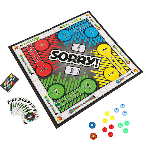 Sorry Board Game Image #2
