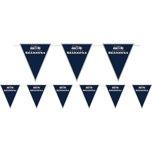 Seattle Seahawks Pennant Banner Image #1
