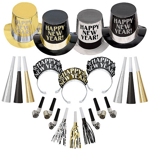 Kit For 200 - Opulent Affair New Year's Party Kit Image #1