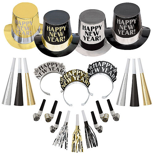 Kit For 300 - Opulent Affair New Year's Party Kit Image #1