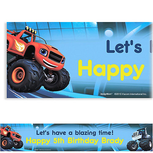 Custom Blaze and the Monster Machines Banner Image #1