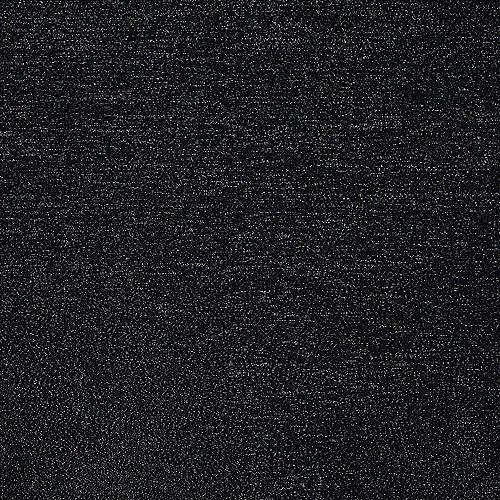 Metallic Black Fabric Tablecloth Image #2