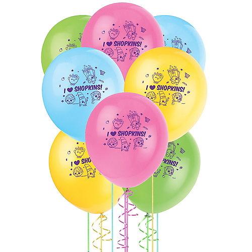 Shopkins Balloons 8ct Image #1