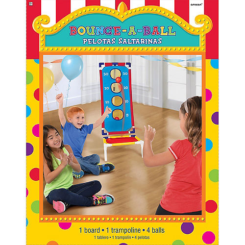 Bounce-a-Ball Target Game Image #1