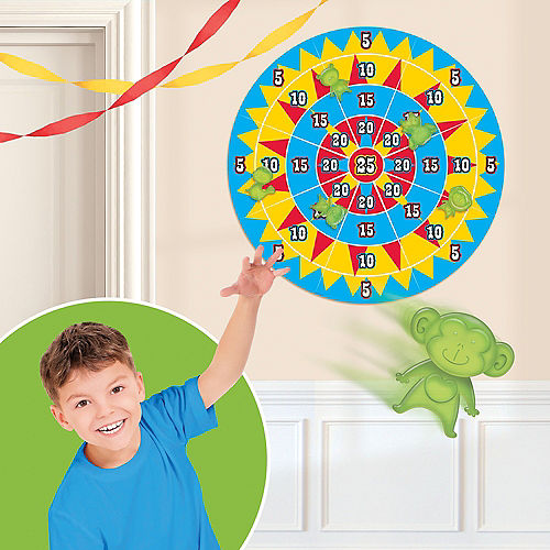 Sticky Toss Target Game Image #2