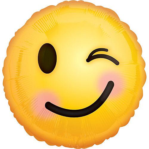 Smiley Balloon Image #2