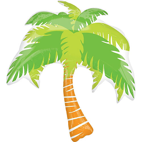 Palm Tree Balloon - Giant, 33in Image #1