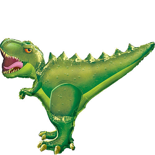 T-Rex Balloon - Giant, 30in Image #1