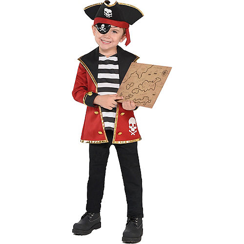 Child Pirate Costume Image #1