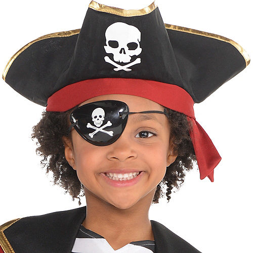Child Pirate Costume Image #2