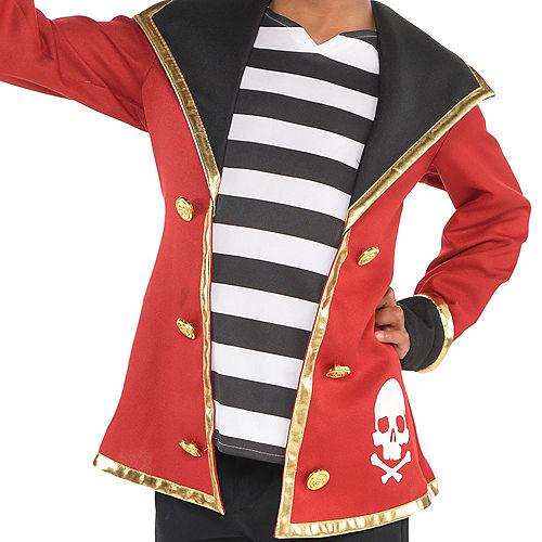 Child Pirate Costume Image #3