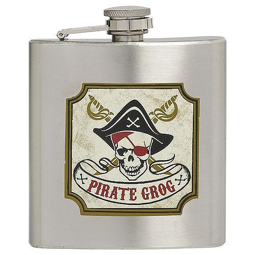 Pirate Grog Flask Image #1