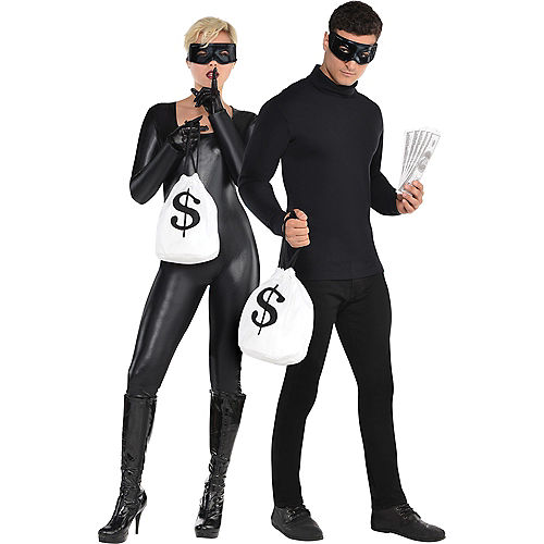 Bank Robber Accessory Kit Image #1