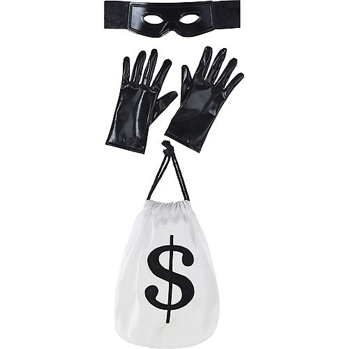 Bank Robber Accessory Kit Image #2