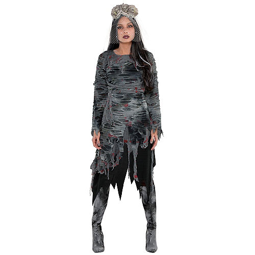 Sexy Zombie Dress Image #1