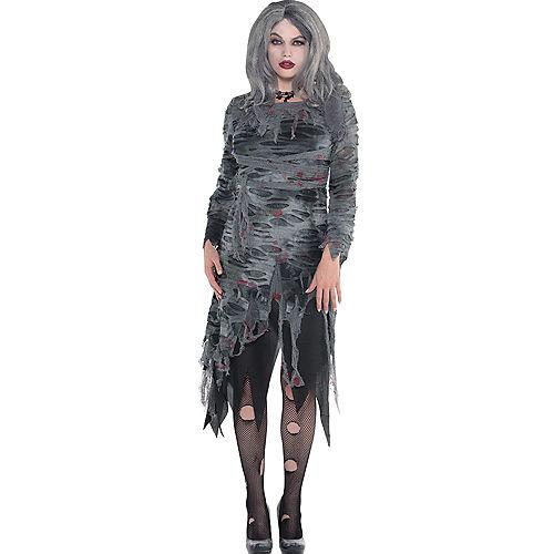Sexy Zombie Dress Image #2
