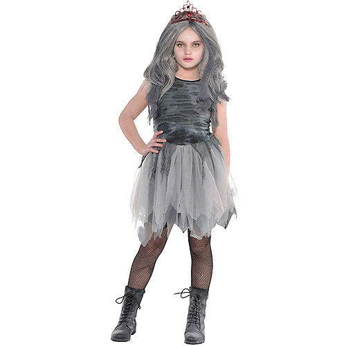 Child Zombie Gown Image #1