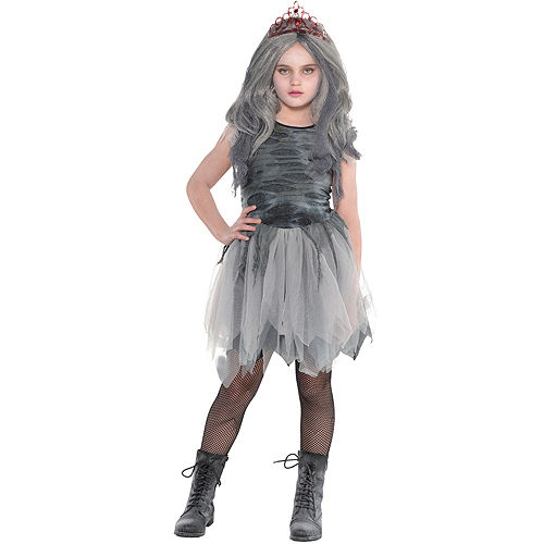 Child Zombie Gown Image #2