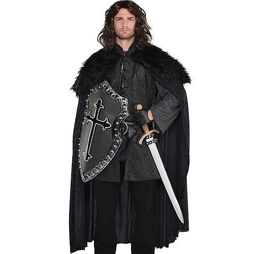 Black Warrior Tunic Image #2