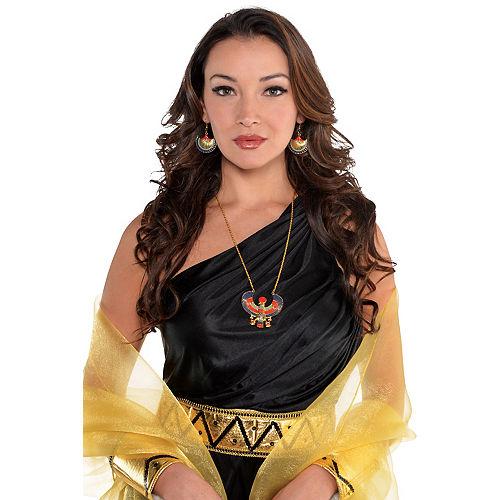Egyptian Jewelry Set 3pc Image #3