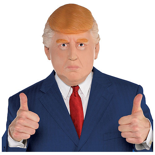 Billionaire Presidential Candidate Mask Image #2