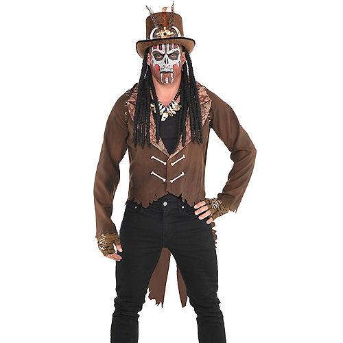 Witch Doctor Tailcoat Jacket Image #1