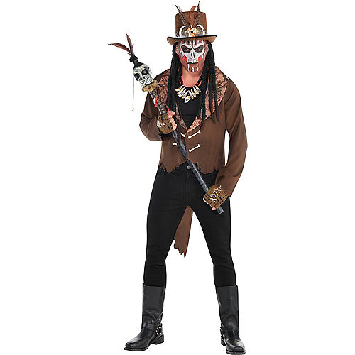Witch Doctor Tailcoat Jacket Image #2