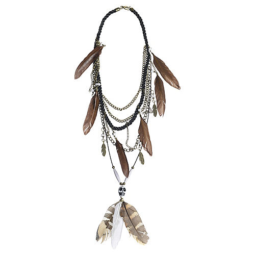 Witch Doctor Multi-Strand Necklace Image #1