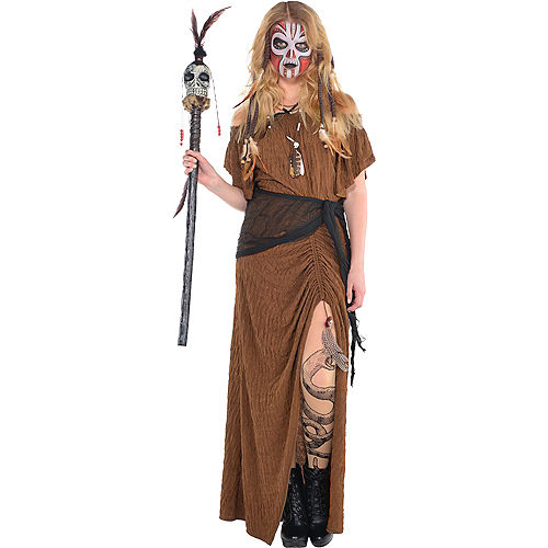 Witch Doctor Dress Image #1