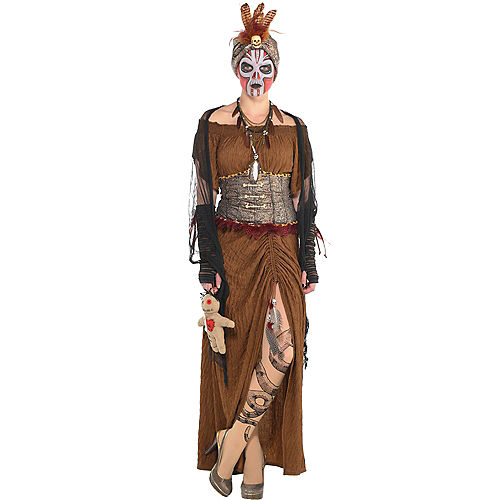Witch Doctor Dress Image #2
