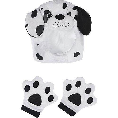 Child Dalmatian Accessory Kit Image #2