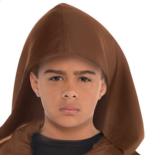 Child Brown Jedi Robe Image #2