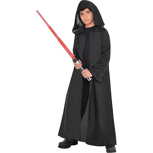Child Black Sith Robe Image #1