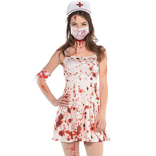 Blood Splatter Dress Image #2