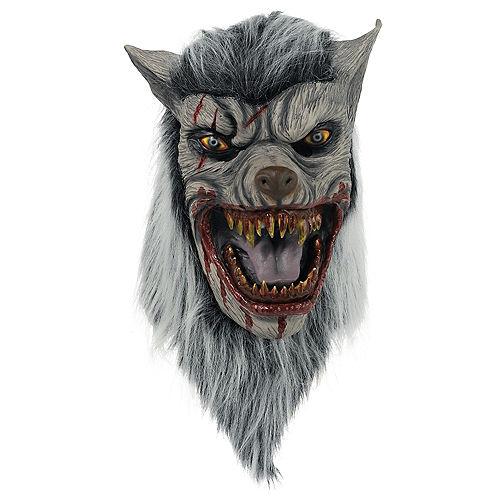 Bloody Werewolf Mask Image #1
